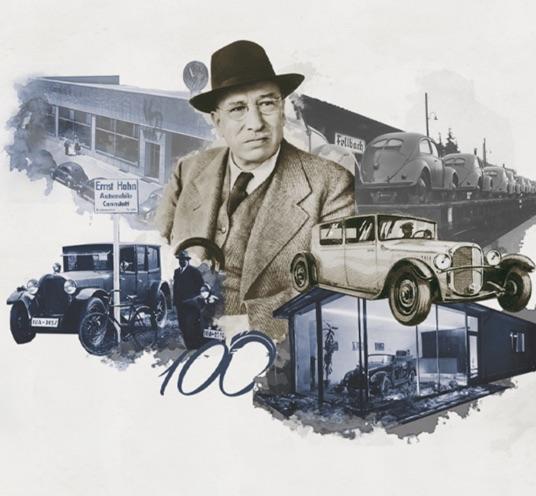 100 Jahre Hahn - Jubiläumsfilm für die Hahn Gruppe